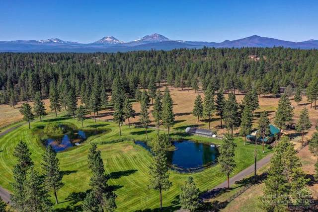 69805 Camp Polk Road, Sisters, OR 97759 (MLS #201908218) :: Fred Real Estate Group of Central Oregon