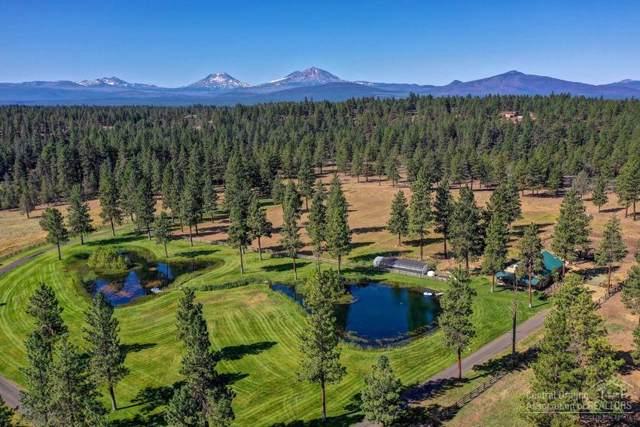 69805 Camp Polk Road, Sisters, OR 97759 (MLS #201908218) :: Berkshire Hathaway HomeServices Northwest Real Estate