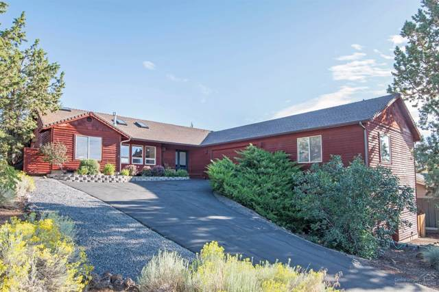 20862 Solstice Drive, Bend, OR 97703 (MLS #201908404) :: Fred Real Estate Group of Central Oregon