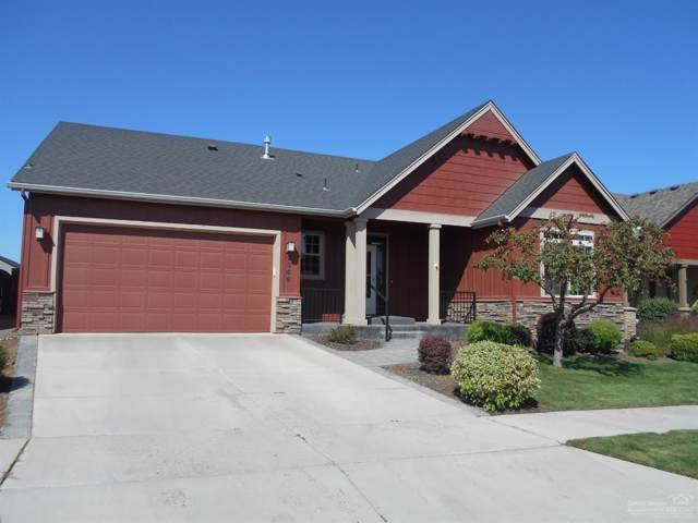 2369 NW Hazelwood Avenue, Redmond, OR 97756 (MLS #201908589) :: The Ladd Group