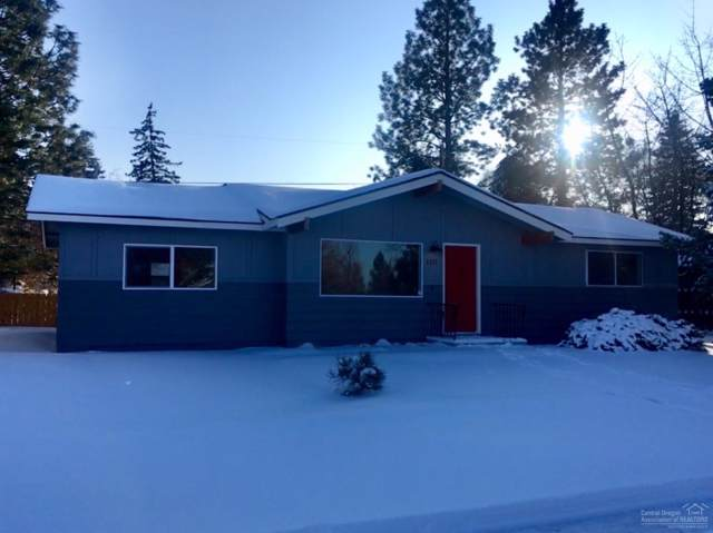 1211 NE Thompson Drive, Bend, OR 97701 (MLS #201908657) :: Stellar Realty Northwest