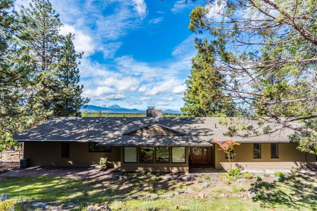 63276 Saddleback Drive, Bend, OR 97703 (MLS #201908954) :: Bend Homes Now