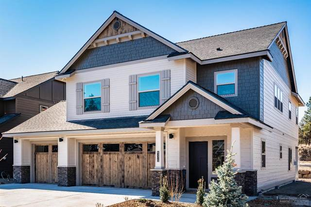 63315 Wrangler Place, Bend, OR 97703 (MLS #201909088) :: Bend Homes Now