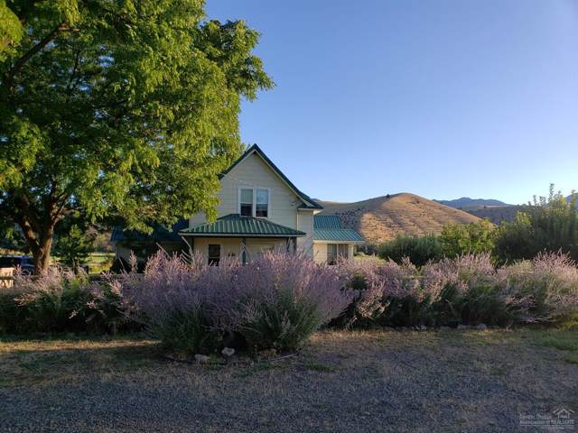 59122 Hwy 26, Mt Vernon, OR 97865 (MLS #201909168) :: Berkshire Hathaway HomeServices Northwest Real Estate
