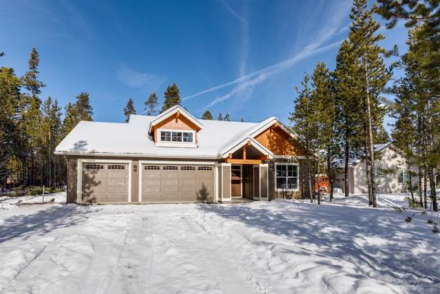 17436 Rail Drive, Bend, OR 97707 (MLS #201910656) :: Windermere Central Oregon Real Estate
