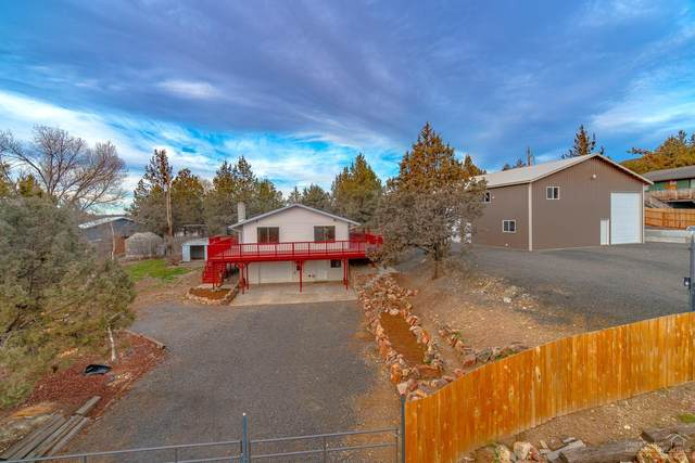 11253 NW Jordan Avenue, Prineville, OR 97754 (MLS #202000026) :: Fred Real Estate Group of Central Oregon
