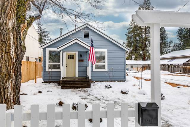 1105 NW Lexington Avenue, Bend, OR 97703 (MLS #202000170) :: Berkshire Hathaway HomeServices Northwest Real Estate