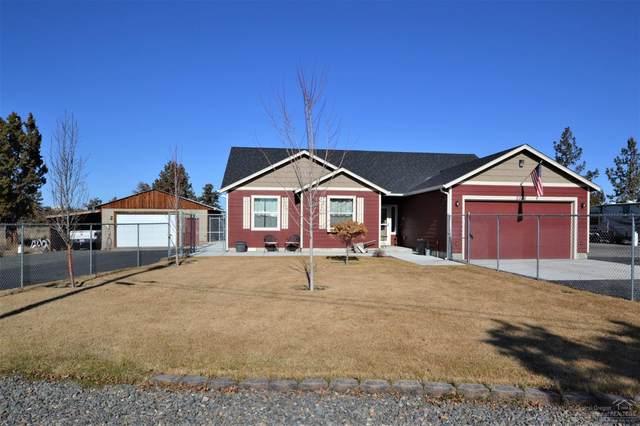 5335 NW Irwin Lane, Redmond, OR 97756 (MLS #202001110) :: Berkshire Hathaway HomeServices Northwest Real Estate
