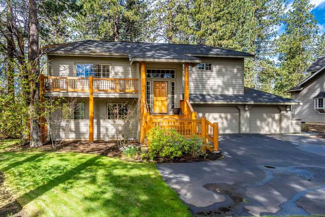 60769 Currant Way, Bend, OR 97702 (MLS #202001361) :: Berkshire Hathaway HomeServices Northwest Real Estate