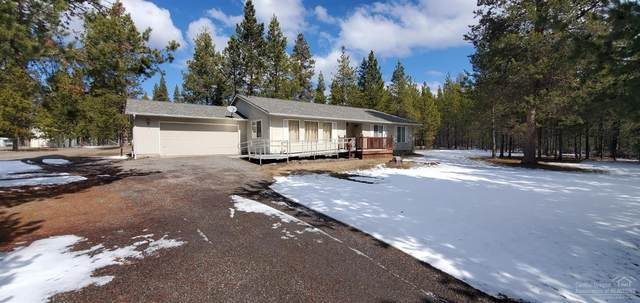 16168 Hawks Lair, La Pine, OR 97739 (MLS #202001492) :: Bend Homes Now