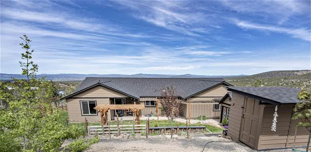 7522 SE Night Hawk Court, Prineville, OR 97754 (MLS #202001948) :: Team Birtola | High Desert Realty