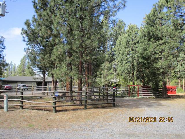 153516 Derri Court, La Pine, OR 97739 (MLS #202001951) :: Bend Relo at Fred Real Estate Group