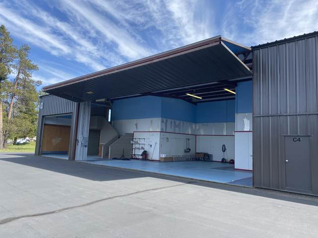 0 Camp Abbot Hangar C2, Sunriver, OR 97707 (MLS #202002412) :: Bend Relo at Fred Real Estate Group