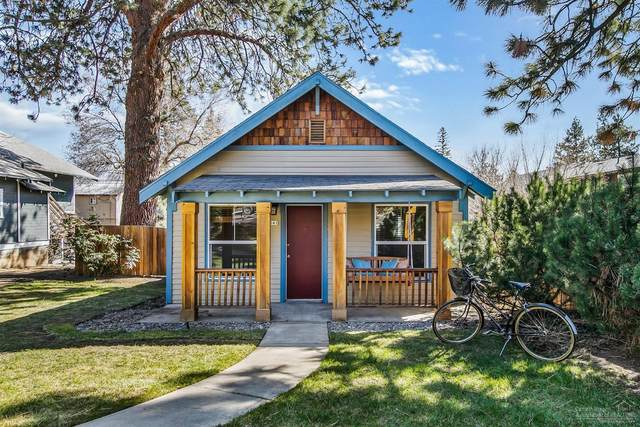 1041 NW Portland Avenue, Bend, OR 97703 (MLS #202002466) :: Bend Relo at Fred Real Estate Group