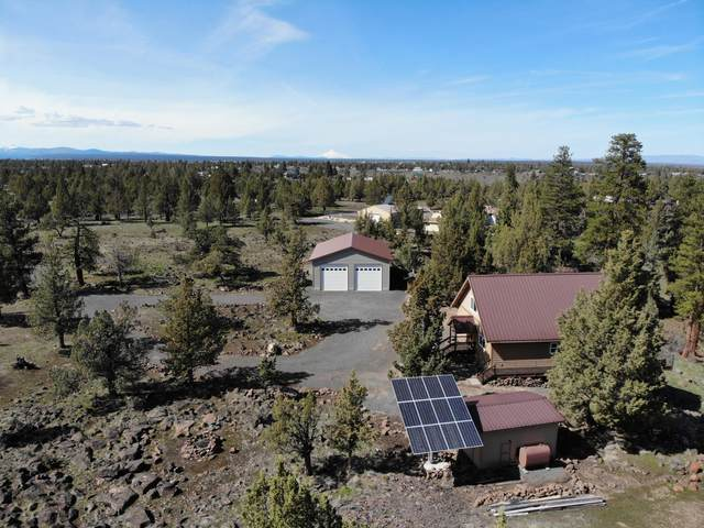 12305 SW Airfield Lane, Culver, OR 97734 (MLS #202003118) :: Top Agents Real Estate Company