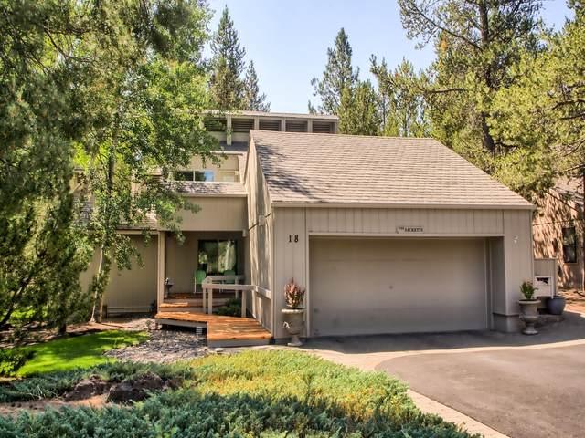 18025-18 Camas Lane, Sunriver, OR 97707 (MLS #220105683) :: Bend Relo at Fred Real Estate Group