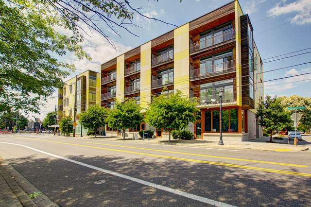 1455 N Killingsworth Street #303, Portland, OR 97217 (MLS #220105937) :: Bend Relo at Fred Real Estate Group