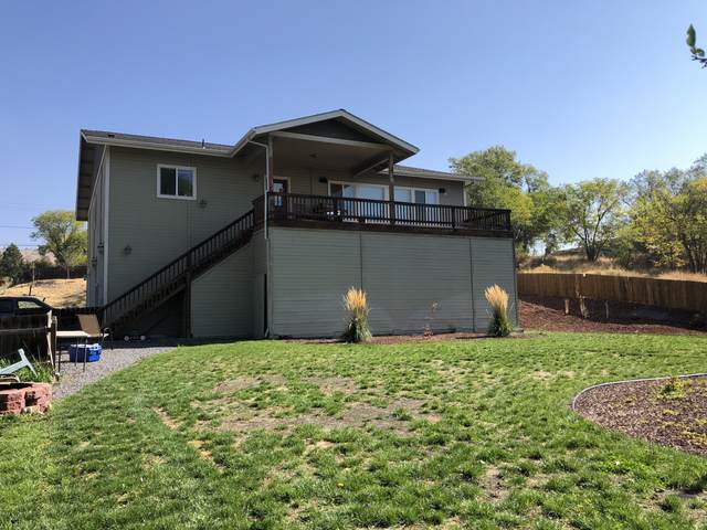 1416 Homedale Road, Klamath Falls, OR 97603 (MLS #220107052) :: The Ladd Group