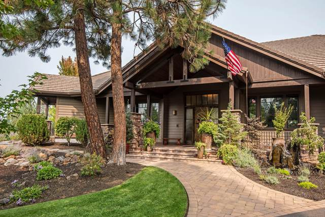 60260 Sunset View Drive, Bend, OR 97702 (MLS #220109091) :: Windermere Central Oregon Real Estate