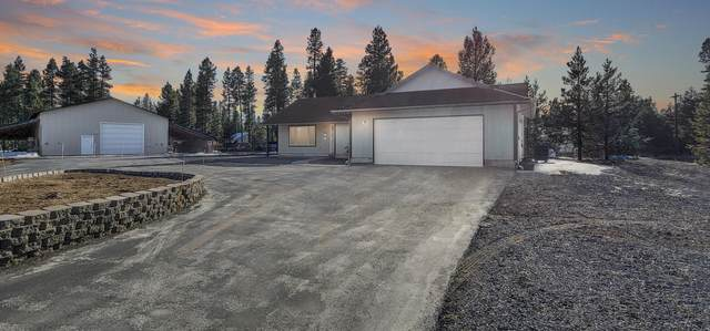 16153 Hawks Lair Road, La Pine, OR 97739 (MLS #220116203) :: Bend Relo at Fred Real Estate Group
