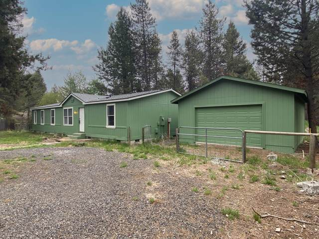 16895 Sharp Drive, Bend, OR 97707 (MLS #220121804) :: Fred Real Estate Group of Central Oregon