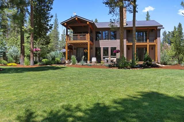 15120 Yellow Pine Loop, Bend, OR 97707 (MLS #220126068) :: Chris Scott, Central Oregon Valley Brokers
