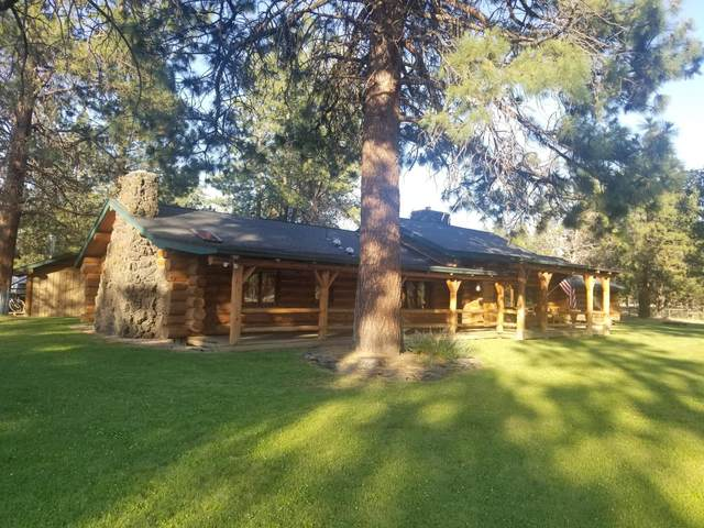 69280 Crooked Horseshoe Road, Sisters, OR 97759 (MLS #220126336) :: Bend Homes Now