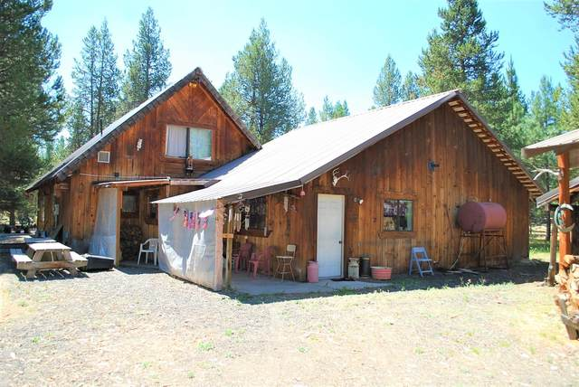 16294 Green Forest Road, La Pine, OR 97739 (MLS #220127089) :: Arends Realty Group
