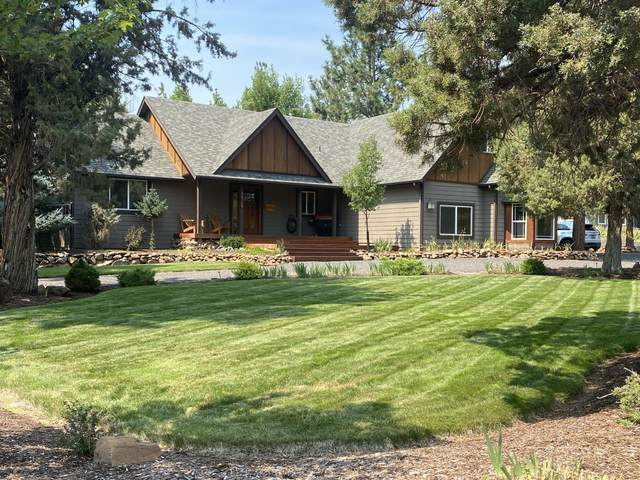 70119 Pinto Drive, Sisters, OR 97759 (MLS #220128956) :: Coldwell Banker Bain