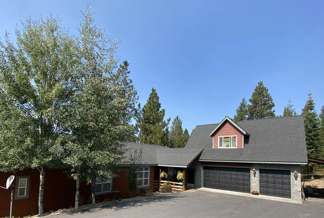 18745 Clear Spring Way, Crescent Lake, OR 97733 (MLS #220130853) :: The Bifano Home Team