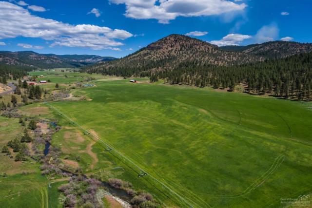 7888 NE Mill Creek Road, Prineville, OR 97754 (MLS #201703558) :: Central Oregon Home Pros