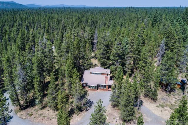 1827 Stallion Road, La Pine, OR 97739 (MLS #201706092) :: Birtola Garmyn High Desert Realty