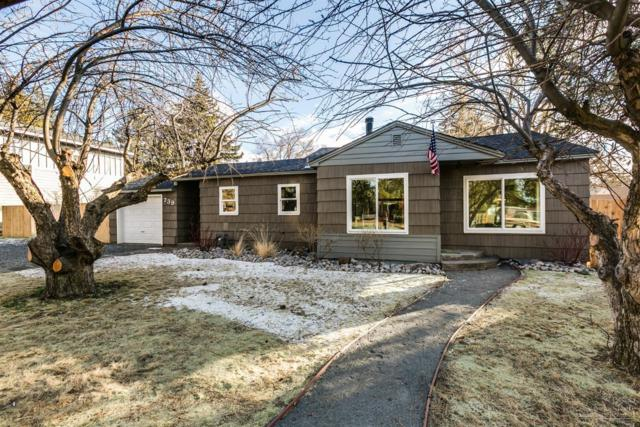 739 NE Quimby Avenue, Bend, OR 97701 (MLS #201711925) :: The Ladd Group