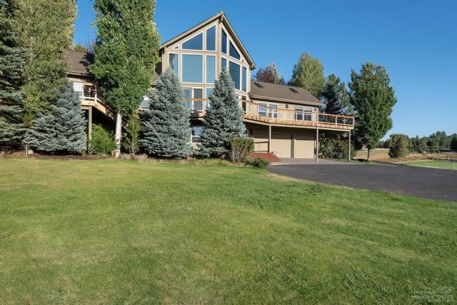 60470 Arnold Market Road, Bend, OR 97702 (MLS #201803411) :: Berkshire Hathaway HomeServices Northwest Real Estate