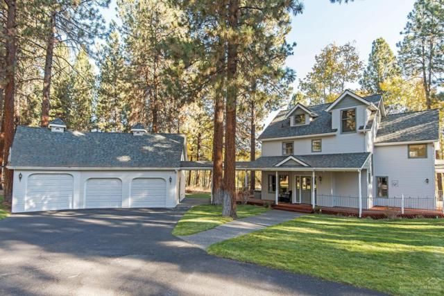 15939 Nuthatch Lane, Sisters, OR 97759 (MLS #201807003) :: The Ladd Group