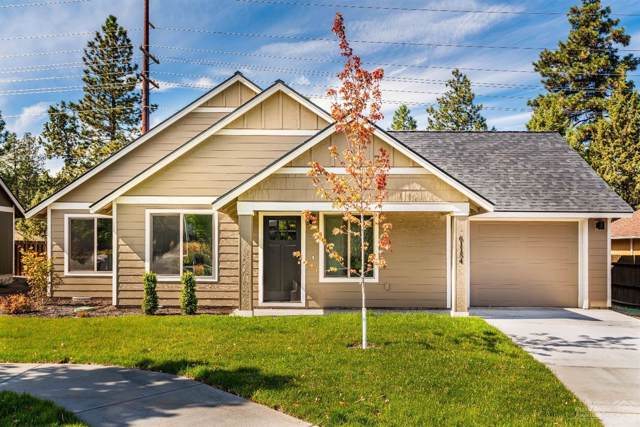 61154 SE Geary Drive, Bend, OR 97702 (MLS #201809268) :: The Ladd Group