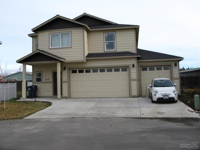 2230 NE Blackfoot Court, Redmond, OR 97756 (MLS #201810474) :: Fred Real Estate Group of Central Oregon