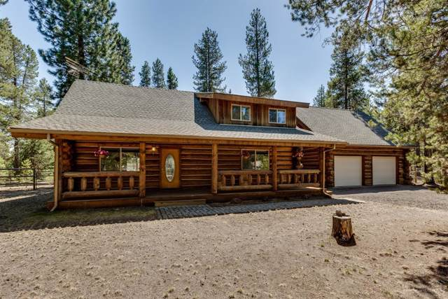 16087 Lava Drive, La Pine, OR 97739 (MLS #201903347) :: Berkshire Hathaway HomeServices Northwest Real Estate