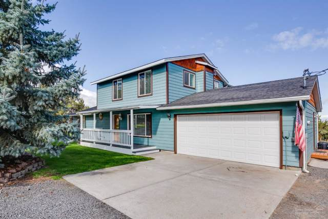 9941 SW Riggs Road, Powell Butte, OR 97753 (MLS #201904413) :: Berkshire Hathaway HomeServices Northwest Real Estate