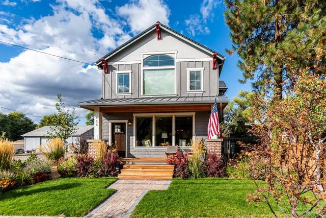 454 NE Burnside Avenue, Bend, OR 97701 (MLS #202000972) :: Berkshire Hathaway HomeServices Northwest Real Estate