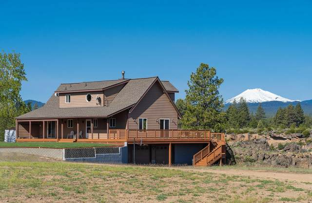 19419 Buck Canyon Road, Bend, OR 97702 (MLS #220100974) :: The Ladd Group