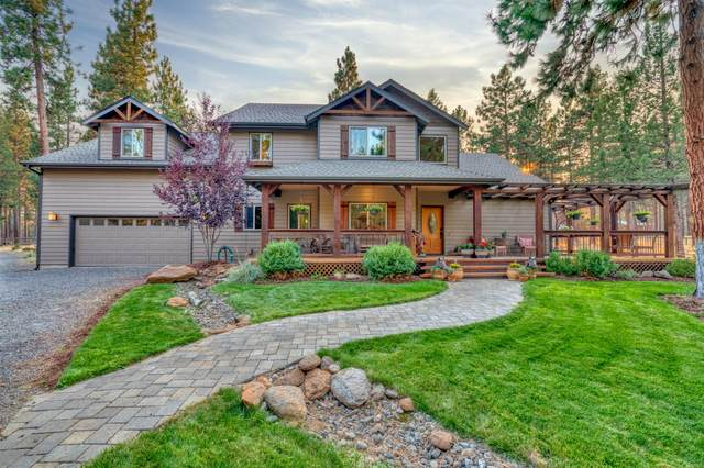 16455 Fair Mile Road, Sisters, OR 97759 (MLS #220107190) :: Bend Relo at Fred Real Estate Group