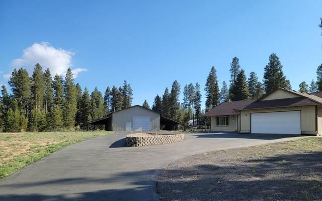16153 Hawks Lair Road, La Pine, OR 97739 (MLS #220116203) :: Schaake Capital Group
