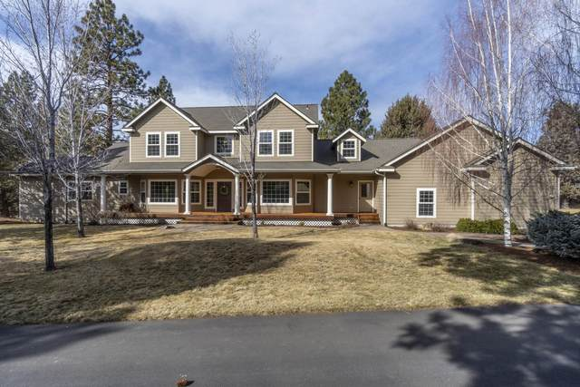 21620 Rickard Road, Bend, OR 97702 (MLS #220117959) :: Fred Real Estate Group of Central Oregon