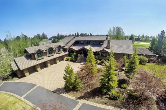 19256 Green Lakes Loop, Bend, OR 97702 (MLS #201702518) :: Fred Real Estate Group of Central Oregon