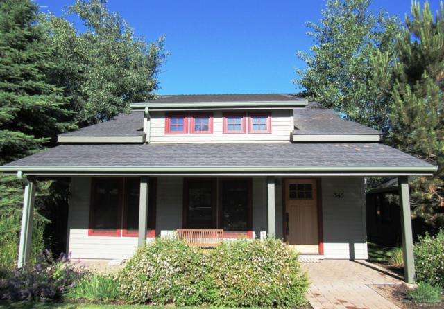345 S Cottonwood Street, Sisters, OR 97759 (MLS #201806591) :: Fred Real Estate Group of Central Oregon