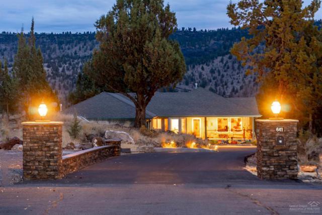 641 NE Wyoming Drive, Prineville, OR 97754 (MLS #201810550) :: Central Oregon Home Pros