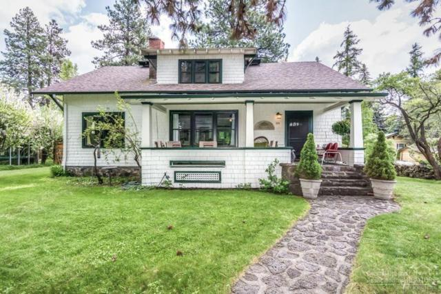 606 NW Congress Street, Bend, OR 97703 (MLS #201811507) :: Berkshire Hathaway HomeServices Northwest Real Estate
