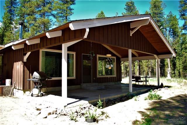15825 Camino De Oro, La Pine, OR 97739 (MLS #201907935) :: Fred Real Estate Group of Central Oregon