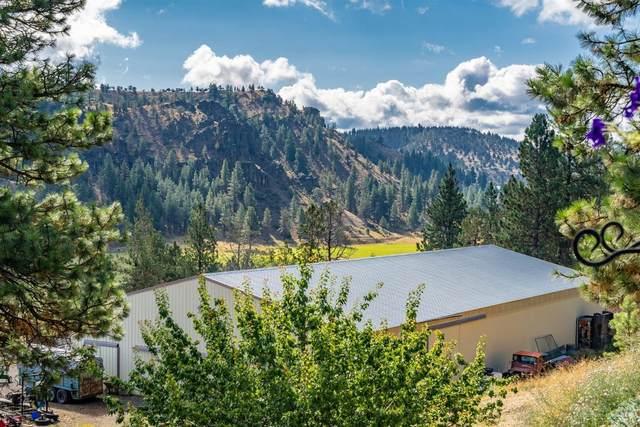 7177 NE Mill Creek Road, Prineville, OR 97754 (MLS #201909694) :: Fred Real Estate Group of Central Oregon